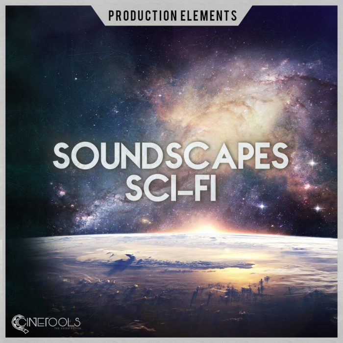 Cinetools Soundscapes Sci Fi