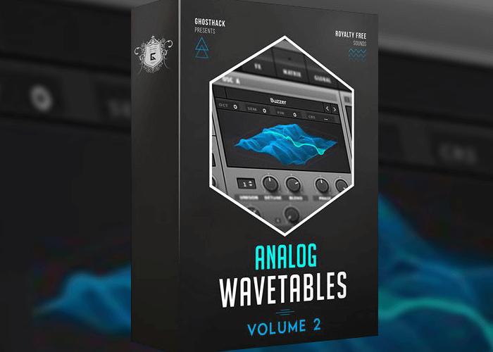 Ghosthack Analog Wavetables 2