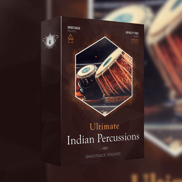 Ghosthack Ultimate Indian Percussion