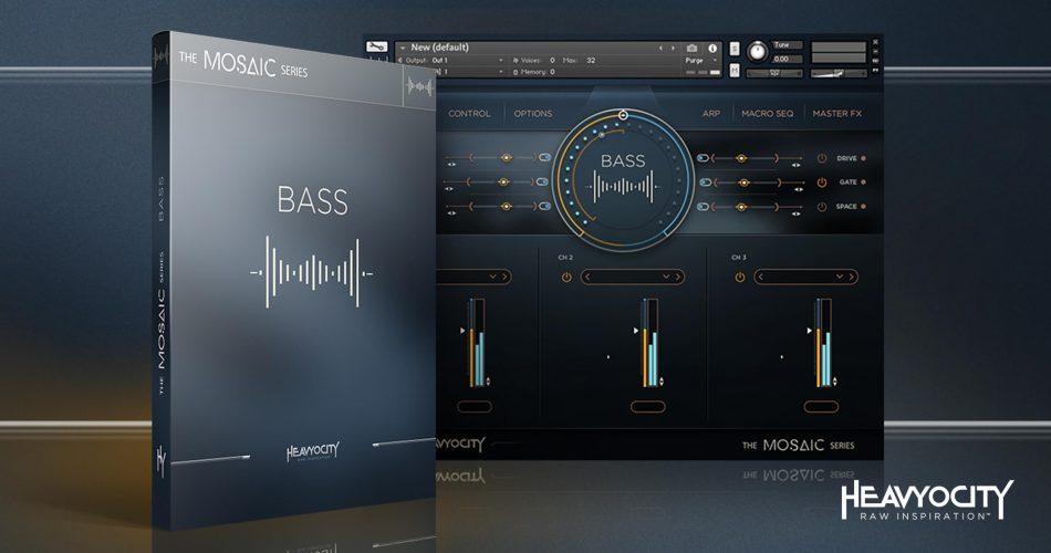 Heavyocity Mosaic Bass feat