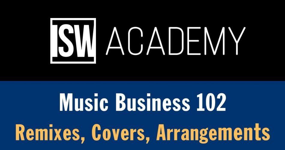 ISW Academy remixes covers arrangements