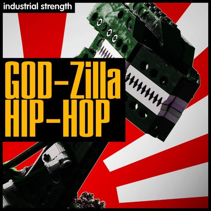 Industrial Strength Godzilla Hip Hop