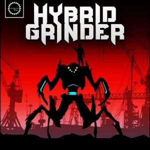 Industrial Strength Hybrid Grinder