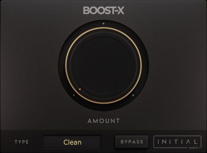 Initial Audio Boox X