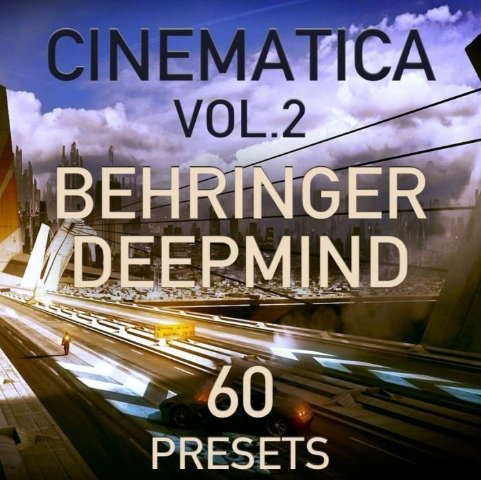 LFO Store Cinematica Vol 2 for Behringer DeepMind
