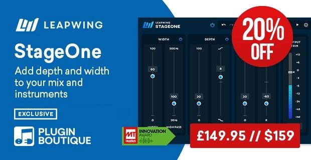 LeapwingAudio StageOne v2 sale