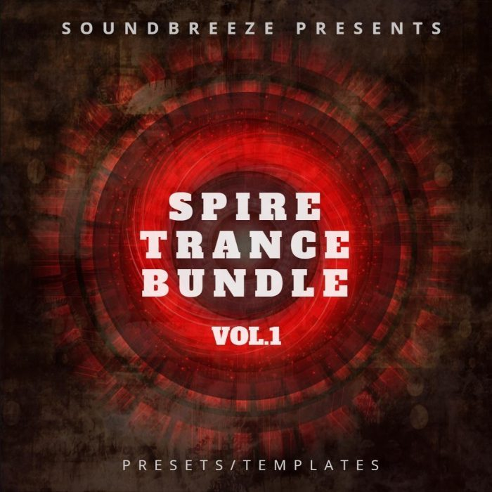 NatLife Soundbreeze Spire Trance Bundle Vol 1