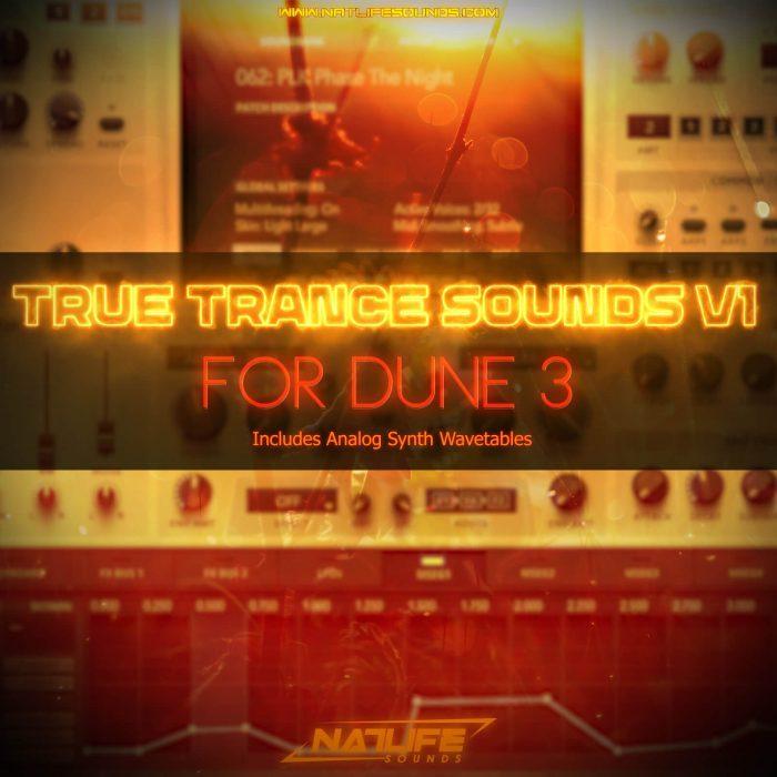 NatLife True Trance Sounds V1 for Dune 3