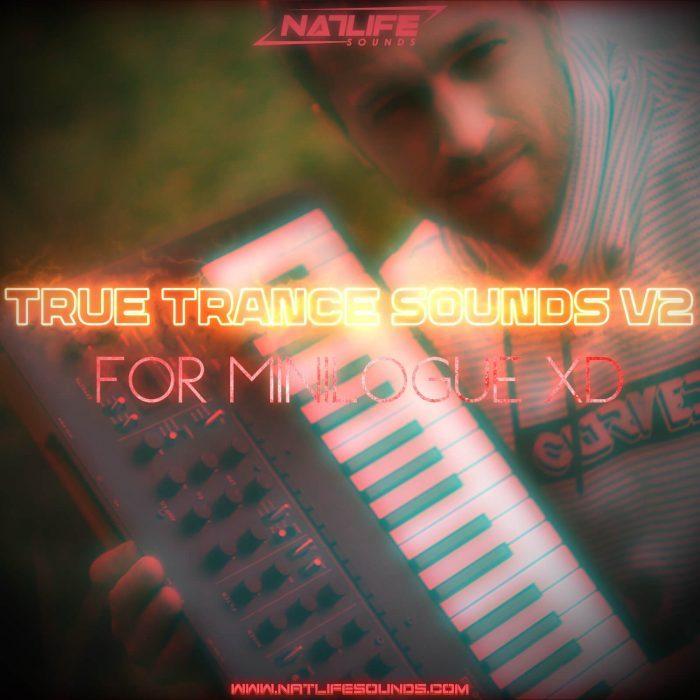 NatLife True Trance Sounds V2 for Minilogue XD