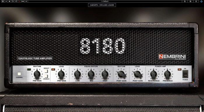 Nembrini Audio 8180