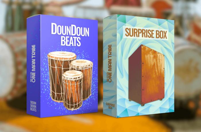 One Man Tribe DounDoun Beats Surprise Box