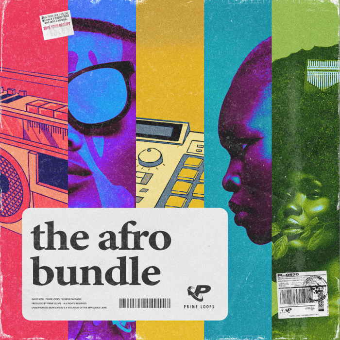 Prime Loops Afro Bundle