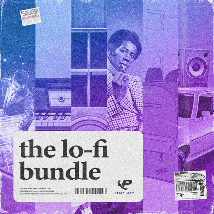 Prime Loops LoFi Bundle
