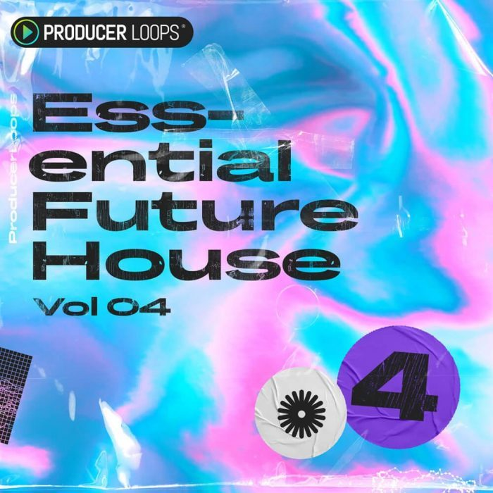 Producer Loops Essential Future House Vol 4
