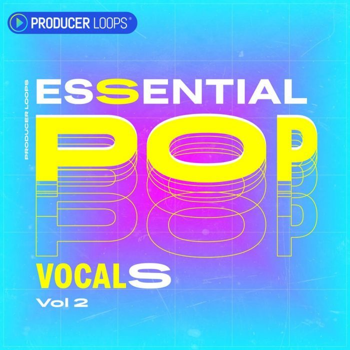 Producer Loops Essential Pop Vocals Vol 2