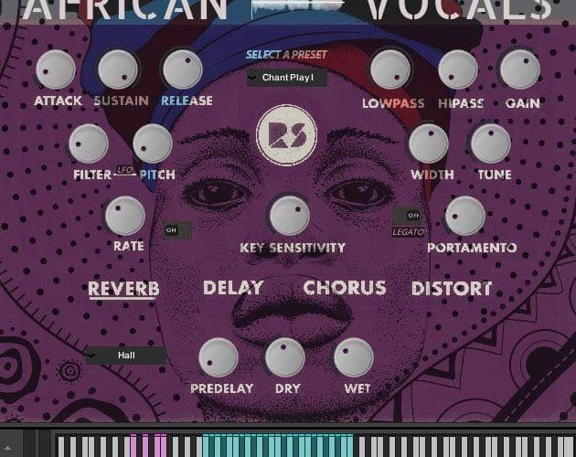 Rast Sound African Vocals
