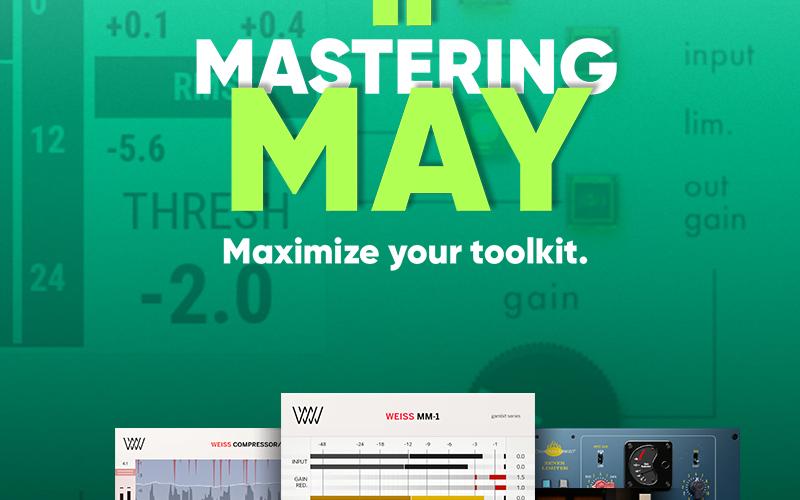 Softube Mastering May