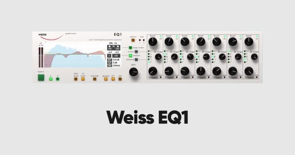 Softube Weiss EQ1