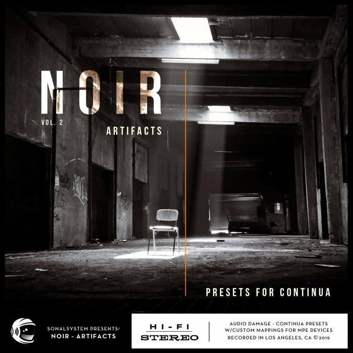 SonalSystem Noir Vol 2