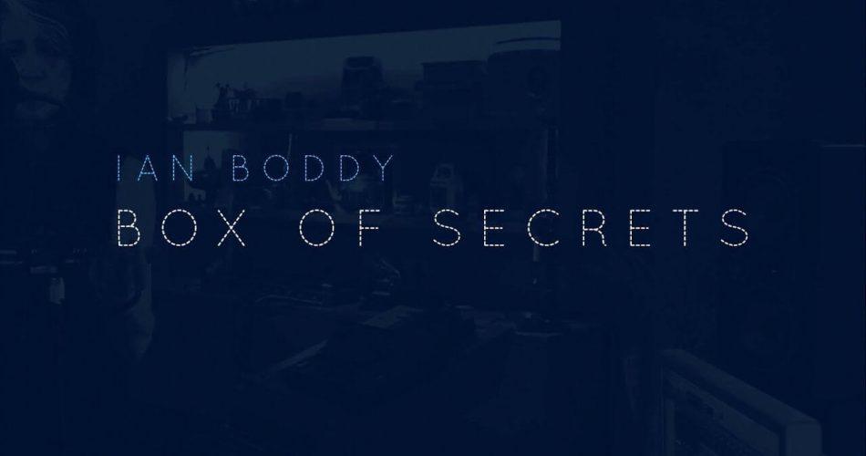 Soniccouture Ian Boddy Box of Secrets