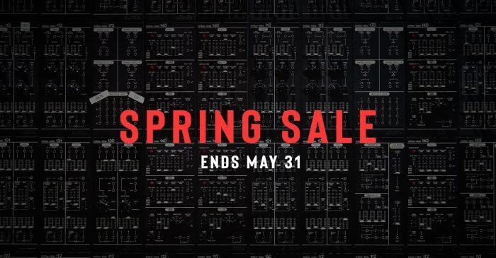 Spitfire Audio Spring Sale 2020