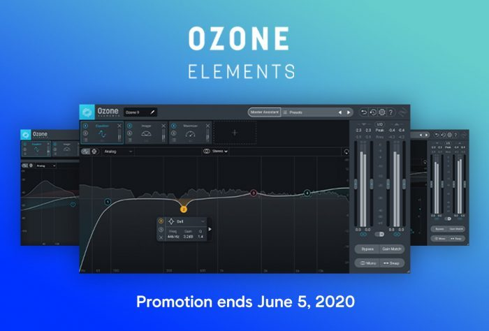 Splice iZotope Ozone 9 Elements FREE