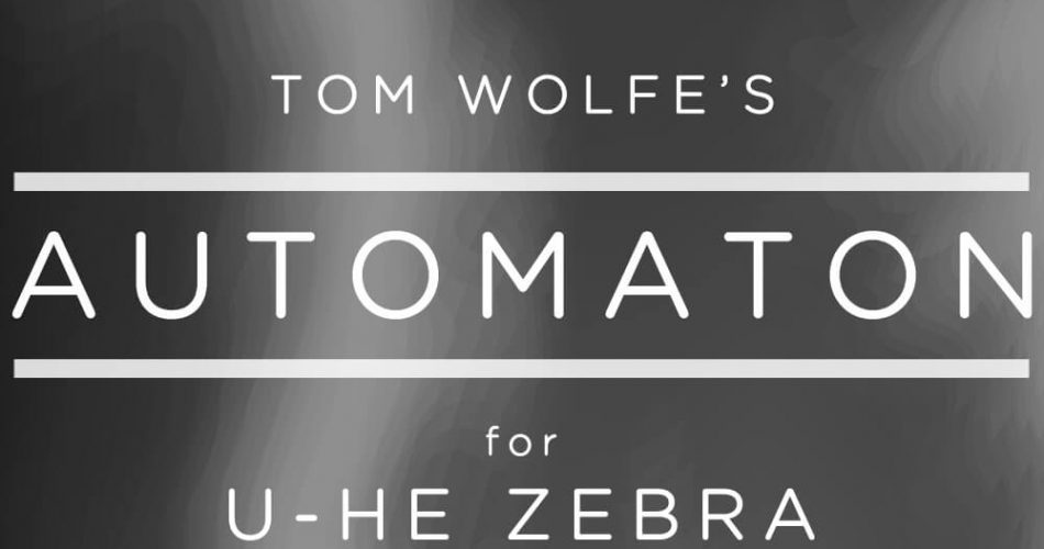 Tom Wolfe Automaton for Zebra