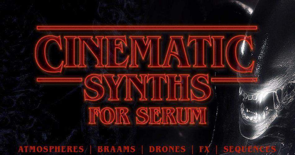 Tunecraft Cinematic Synths for Serum
