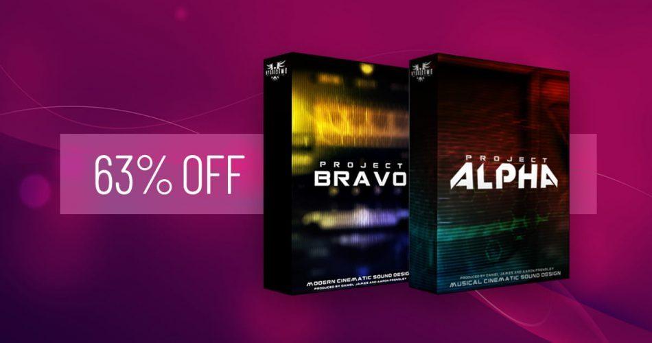 VST Buzz Alpha & Bravo Bundle feat