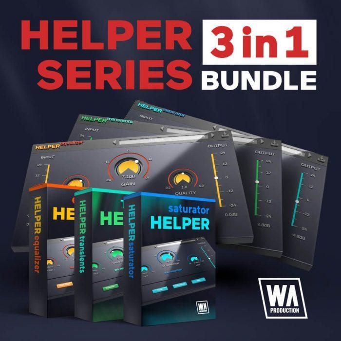 WA Production Helper Series 3 in 1 Bundle 2