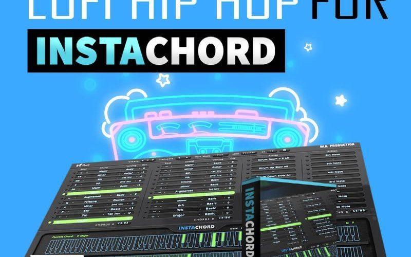 WA Production LoFi Hip Hop for Instachord