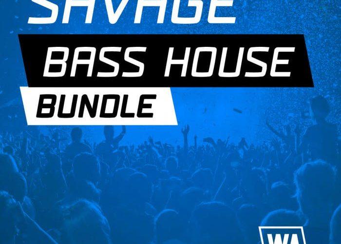 WA Production Savage Bass House Bundle