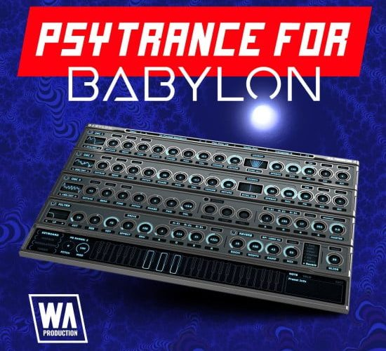 WA Psytrance for Babylon