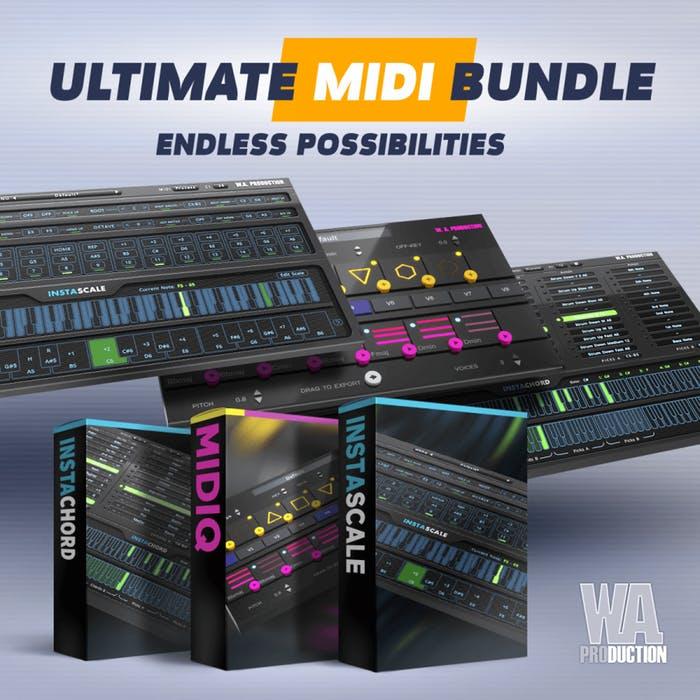 WA Ultimate MIDI Bundle