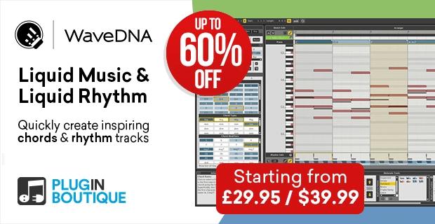 WaveDNA LiquidMusicRhythm