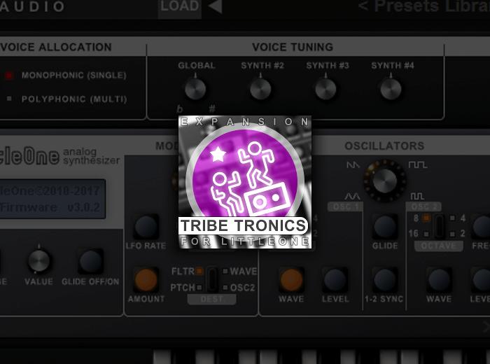 Xhun Audio LittleOne Tribe Tronics