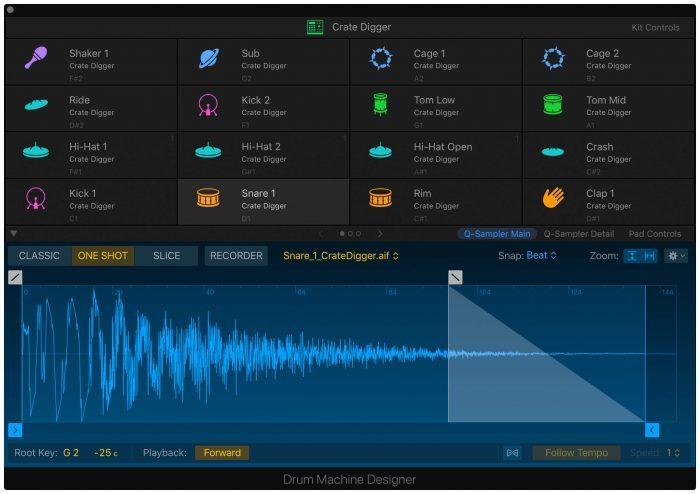 apple logic pro update drum m designer 05122020