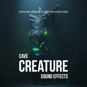 cave creature sound effects