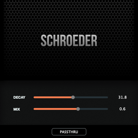 discoDSP Schroeder