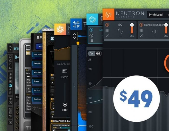 iZotope Music Makers Bundle