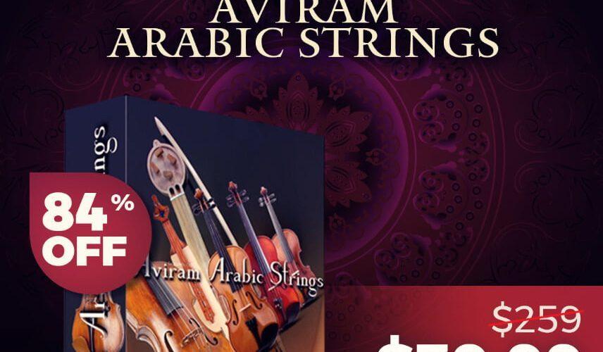 APD Aviram Arabic Strings