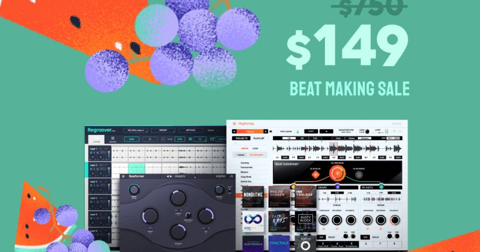 Accusonus beat making sale