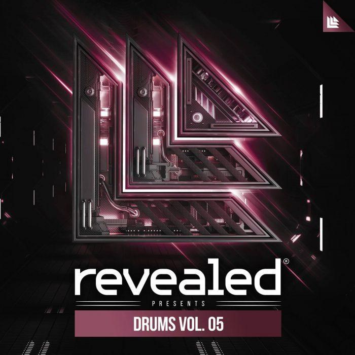 Alonso Sound Revealed Drums Vol 5