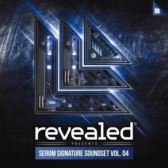Alonso Sound Revealed Serum Signature Soundset 4