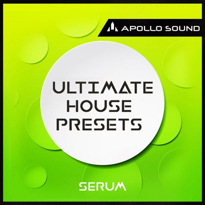 Apollo Sound Ultimate House Presets for Serum