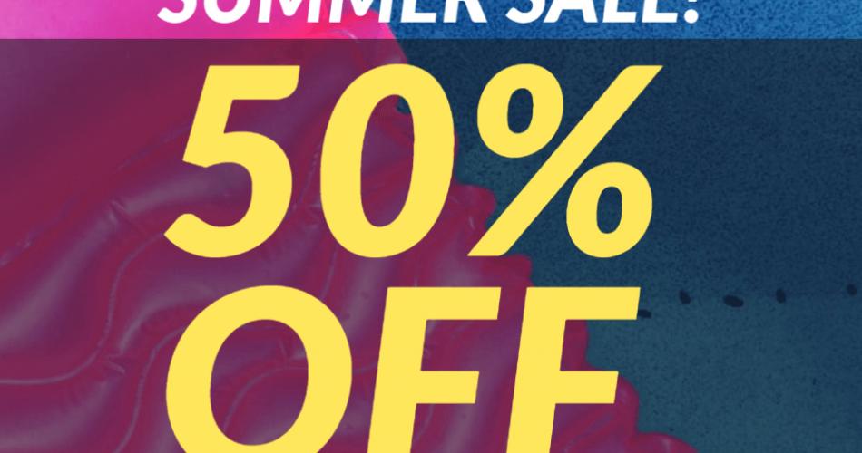 Audentity Summer Sale