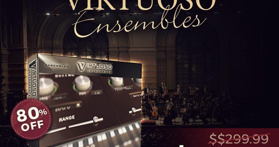 Audio Plugin Deals Kirk Hunter Virtuoso Ensembles