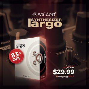 Audio Plugin Deals Waldorf Largo