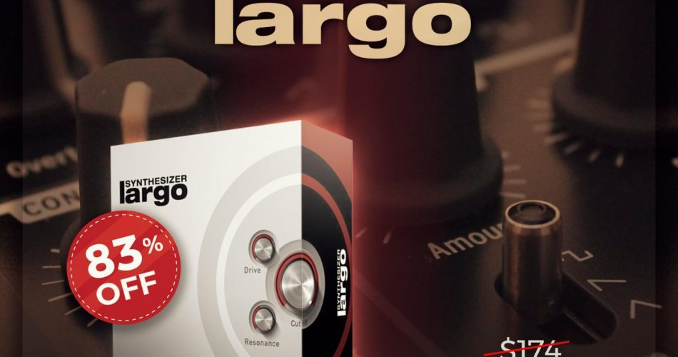 Audio Plugin Deals Waldorf Largo