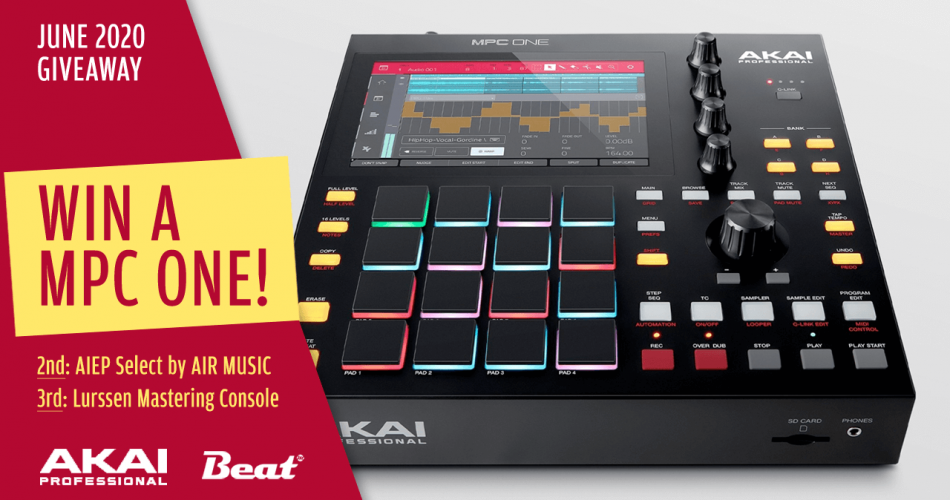 Beat MPC One Giveaway